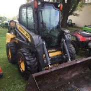 2013 New Holland L220 Kompaktlader