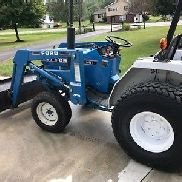 Ford 1520 Utility Tractors