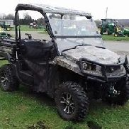 2014 John Deere XUV 550 GREEN ATV & Gators