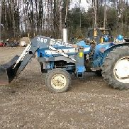 1975 Ford 3000 Tractor Loaders