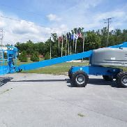 2005 GENIE S40 40 'BOOM LIFT 40FT MANN LIFT MANLIFT STRAIGHT STICK BOOMLIFT