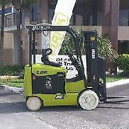 2011 CLARK EXC25 5000LBS FORKLIFT VERY CLEAN! LOW HOURS! FORKLIFT FOR SALE