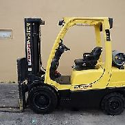 2010 HYSTER FORKLIFT H60FT FORKLIFT FOR SALE