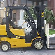 2009 YALE 8000LBS FORKLIFT W/ LONG FORKS! FORKLIFT FOR SALE