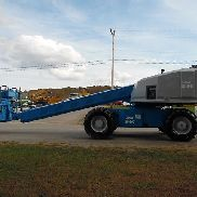 1993 GENIE S-60 TELESCOPIC BOOM AERIAL MANLIFT