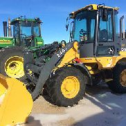 2007 John Deere 244J Wheel Loaders