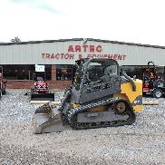 2013 VOLVO MCT125C SKID STEER LOADER - BOBCAT - VERY LOW HOURS !!