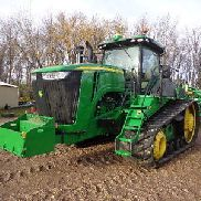 2013 John Deere 9560RT Spurtraktoren