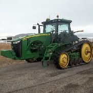 2011 John Deere 8360RT Spurtraktoren