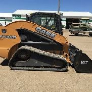 2013 Case IH TV380 Skid Steer Loader