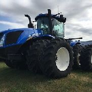 2011 New Holland T9.390HD 4WD Traktoren