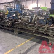 "TOS 24"" x 168"" Gap Bed Lathe 21760"