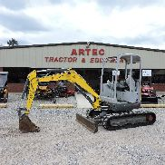 2013 WACKER NEUSON 28Z3 EXCAVATOR - BOBCAT - OROPS - LOW HOURS - GOOD CONDITION!