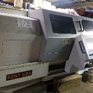 2007 Kent CKE 6150 CNC Lathe LESS THAN 500 HOURS ON IT