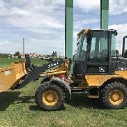 2012 John Deere 244J Wheel Loaders
