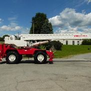 1984 FMC LINK-BELT HSP 8022 22-TON ROUGH TERRAIN CRANE