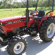 1988 Case IH 255 Tractor