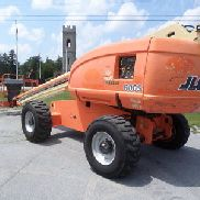 2005 JLG 600S 60 'BOOM LIFT MANLIFT MANN LIFT AERIAL TELESCOPIC BOOMLIFT