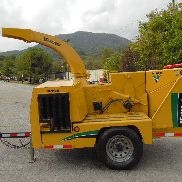 2008 VERMEER BC1000XL HOLZ CHIPPER / BRUSH CUTTER FORESTRY ARBORIST