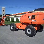 2007 JLG 660SJ 66' BOOM LIFT MANLIFT MAN LIFT AERIAL TELESCOPIC BOOMLIFT JIB