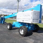 2005 GENIE S45 45 'JIB BOOM LIFT 45FT MANN LIFT MANLIFT GERADE STICK BOOMLIFT