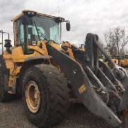 2014 Volvo L120G Wheel Loader * Bank Owned off Lease * Fleet Maintained * CLEAN!