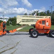 JLG 450A SII ARTICULATING BOOM LIFT MANLIFT Z-BOOM AERIAL KNUCKLE BOOMLIFT