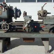 WARNER & SWASEY TURRET LATHE MODEL M-842 NO 8