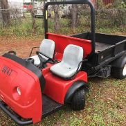 Toro Workman 3300-D Diesel Utility Dump Body Vehicle Golf Turf Cart Truckster