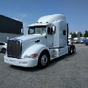 2012 Peterbilt 386 - Unit# CD127750 Truck Tractors