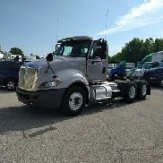 2012 International PROSTAR+ 122 6x - Unit# CJ050776 Truck Tractors