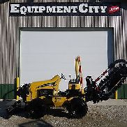 2012 Vermeer RTX550 Hyd Trencher 4X4X4 niedrige Stunden! Ditch Witch RT55 RT80