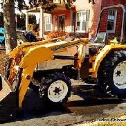 CUB CADET 7260 Tractor 476 Loader 774 Hours Diesel 26HP Plow your Snow