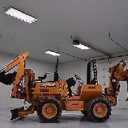 2008 Astec RT960 Trencher Vibratory Cable Plow Backhoe Ditch Witch Vermeer Case