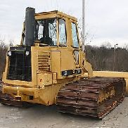 Caterpillar 943 Crawler High Lift SuperDuper LGP Breiteste 943 in der Welt
