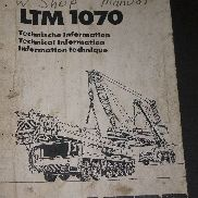 Liebherr LTM 1070 Workshop Manual