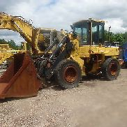 1997 Caterpillar IT24F Radlader RUNS EXC HART REIFEN IT24-F CAT Q / C FULL CAB