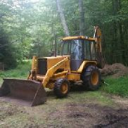 JOHN DEERE 310C LOADER BACKHOE ~~ 18.000 ~~