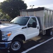 2015 Ford F350 Super Duty Dump Truck