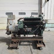 Used 40KW Lister Petter Genset- 305HR6A31-99