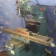 BRIDGEPORT MILLING MACHINE 3 HP VECTRAX MILLING MACHINE 54 X10 LATE MODEL