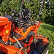 2016 Kubota BX25D tractor loader backhoe 60 inch mower deck , EXCELLENT 150 hr