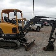 2012 Volvo Ecr 28 Auto Idle Two Speed Small / Compact Excavator Trackhoe
