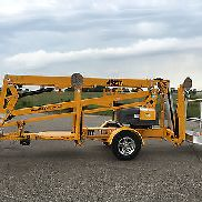 2015 HAULOTTE BILJAX 4527A MANLIFT TOWABLE LIFT