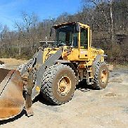 2006 Chargeurs Volvo L70E roues