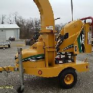 VERMEER BC600XL BRUSH CHIPPER, WOOD CHIPPER, BRUSH CHIPPER, VERMEER CHIPPER