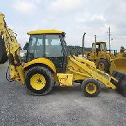 New Holland LB75.B Farm Tractor Loader Backhoe