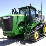 2012 John Deere 9560RT Spurtraktoren