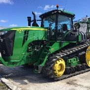 2016 John Deere 9570RT Spurtraktoren