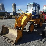 Zettelmeyer ZL501 Wheel Loader NICE! RUNS & WORKS Hatz Dsl ZL-501 Q/C Bucket
